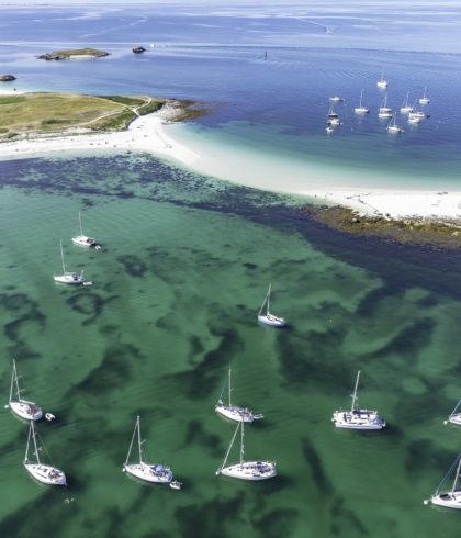 Die bretonische Riviera aus der Vogesperspektive