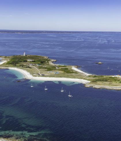 Glénan-Inseln