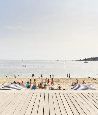 Strand Le Trez, Bénodet