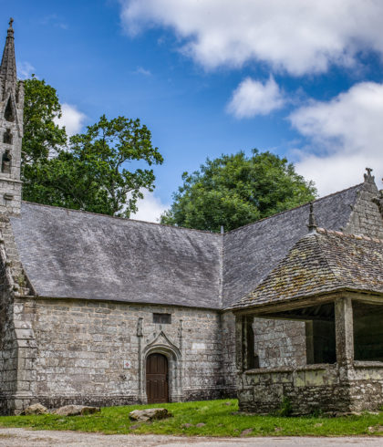Kapelle Saint-Cadou Gouesnach