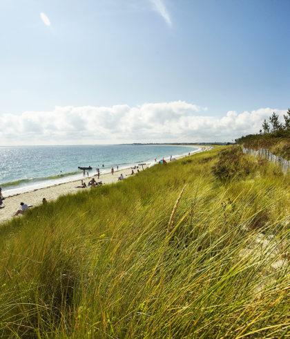 Strand von Kerler Mousterlin