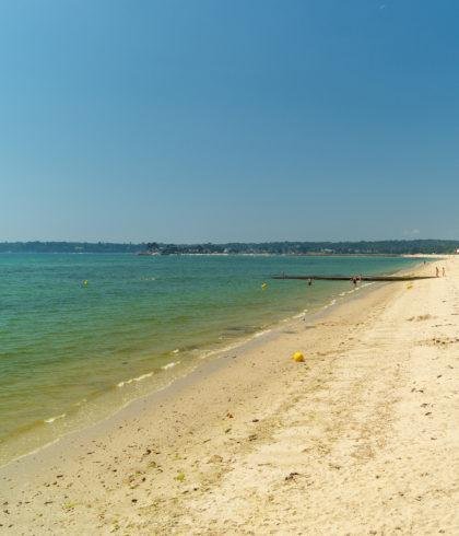Strand von Kerleven La Forêt-Fouesnant