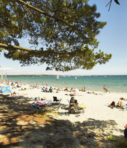 Strand von Cap-Coz Fouesnant