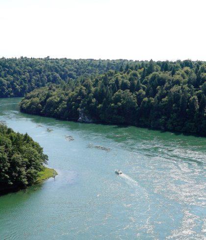 Odet-Fluss Gouesnach
